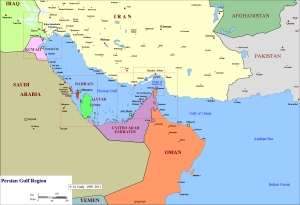 Persian Gulf - popular with anti-Taliban and pro-Taliban Afghans...