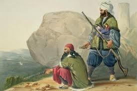 Afghan tribesmen, 19th c