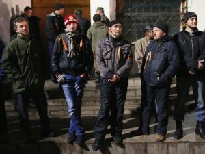 Troop recognition part 1 - Crimean local militia