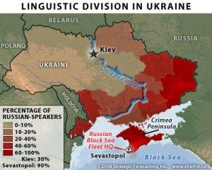 map ukraine-linguistic-division