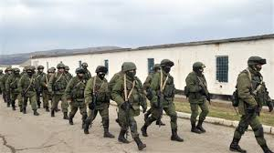 Troop recognition, part 2 - these are Russian Army