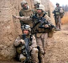 US troops in Afg