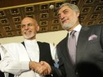 ghani and Abdullah reach transition agreement