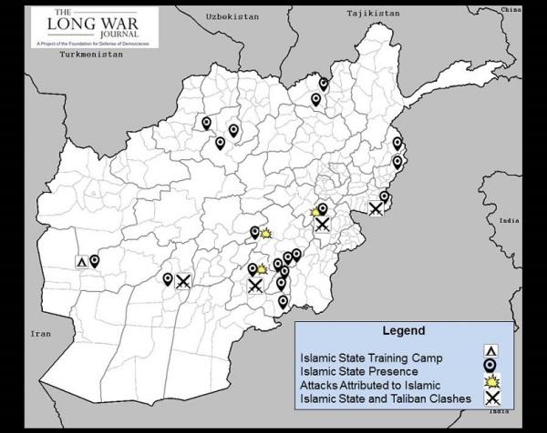 20150305, Long War Joournal, ISIS in Afghanistan