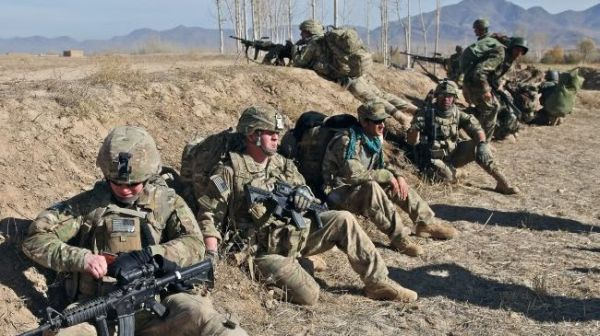 US forces in Afg