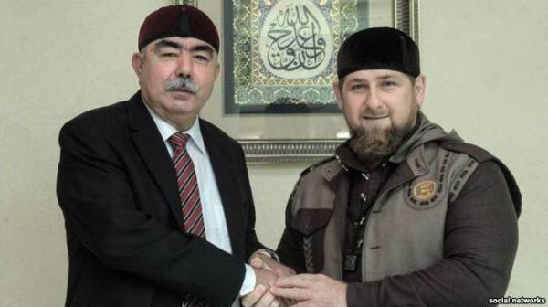 Dostum and Kadyrov