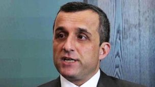 Saleh: escaped with minor injuries